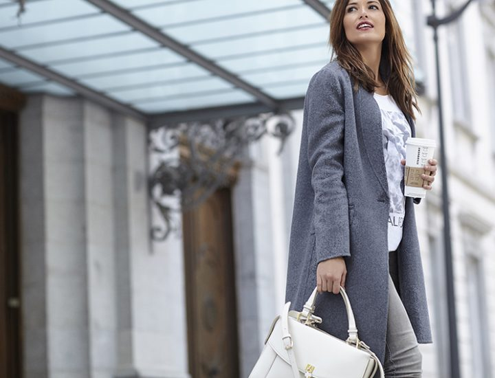 GREY TOTAL LOOK